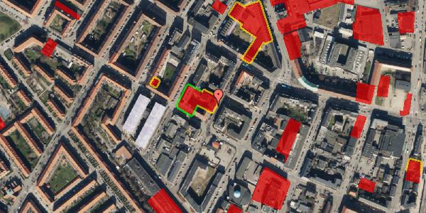 Jordforureningskort på Tranevej 6B, 5. tv, 2400 København NV