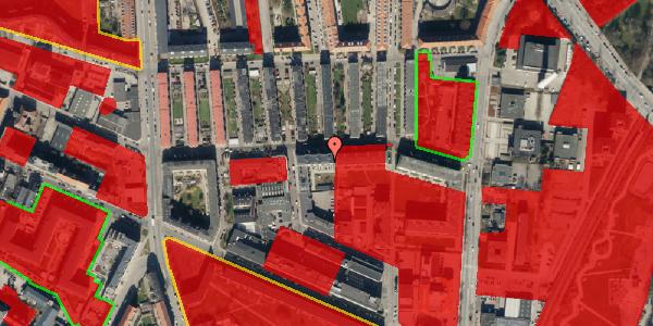 Jordforureningskort på Bygmestervej 21C, 5. , 2400 København NV