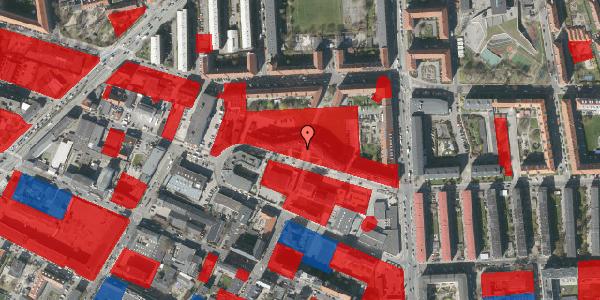 Jordforureningskort på Dortheavej 2D, 4. th, 2400 København NV