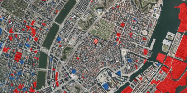 Jordforureningskort på Landemærket 9A, 1. , 1119 København K