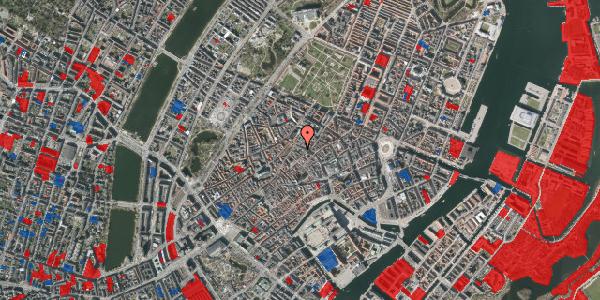 Jordforureningskort på Løvstræde 4C, 1152 København K