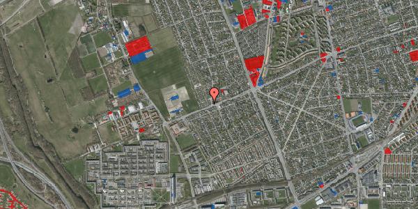 Jordforureningskort på Hf. Dahlia 1, 2650 Hvidovre