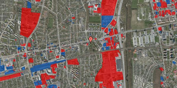 Jordforureningskort på Glostrup Hule 3, 2600 Glostrup