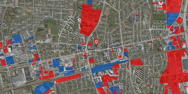 Jordforureningskort på Vestervej 7, 2600 Glostrup
