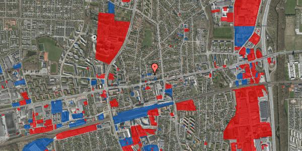 Jordforureningskort på Højvangsvej 38, 2600 Glostrup