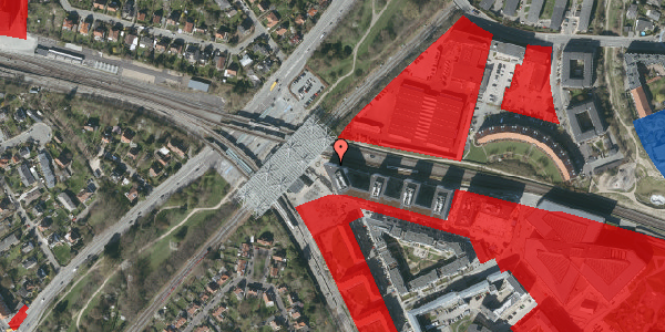 Jordforureningskort på Stig Lommers Plads 4, 2000 Frederiksberg