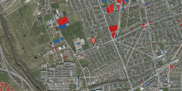 Jordforureningskort på Hf. Dahlia 103, 2650 Hvidovre