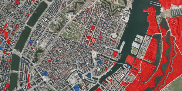 Jordforureningskort på Gothersgade 8H, 1123 København K