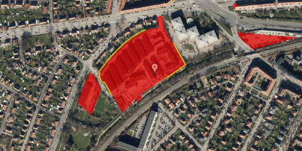 Jordforureningskort på Rabarbervej 92, 2400 København NV
