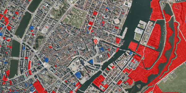 Jordforureningskort på Kongens Nytorv 15, 4. , 1050 København K