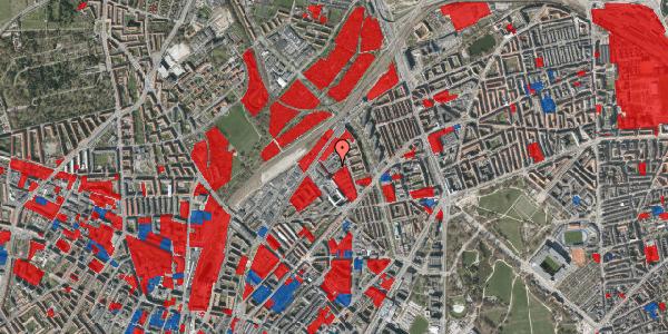 Jordforureningskort på Emblasgade 97, 2100 København Ø