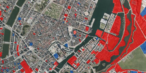 Jordforureningskort på Tordenskjoldsgade 10, 1055 København K