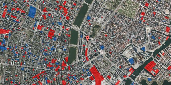 Jordforureningskort på Vester Farimagsgade 33, 3. , 1606 København V