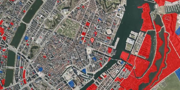 Jordforureningskort på Kongens Nytorv 8B, 1050 København K