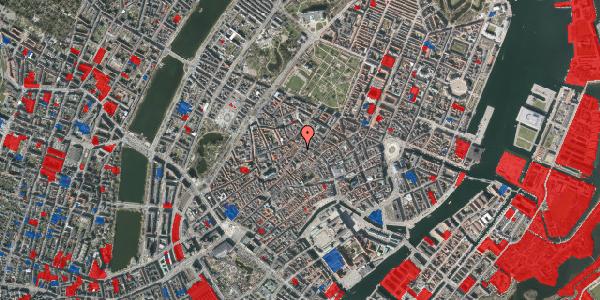 Jordforureningskort på Skindergade 3, 1159 København K