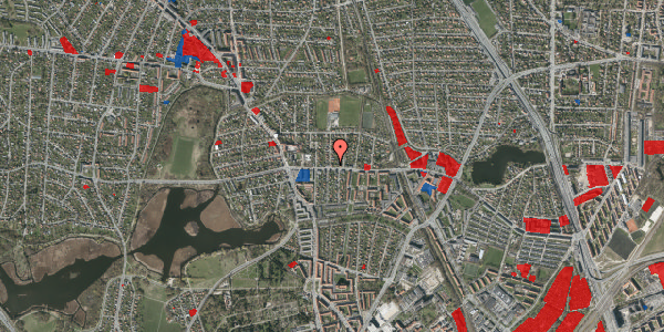 Jordforureningskort på Emdrupgårdsvej 2, 1. , 2400 København NV