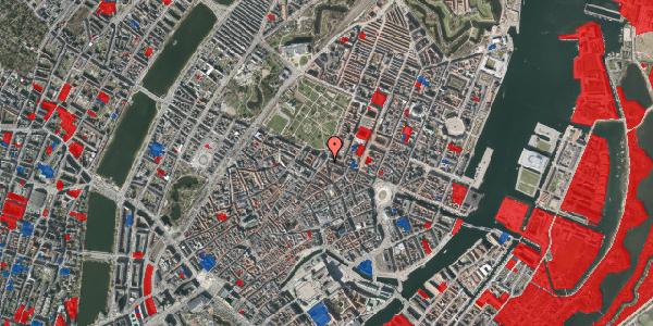 Jordforureningskort på Gothersgade 47, 1123 København K