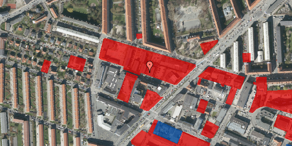 Jordforureningskort på Dortheavej 34, 1. 6, 2400 København NV