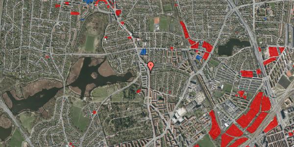 Jordforureningskort på Bispebjerg Parkallé 41A, 2400 København NV