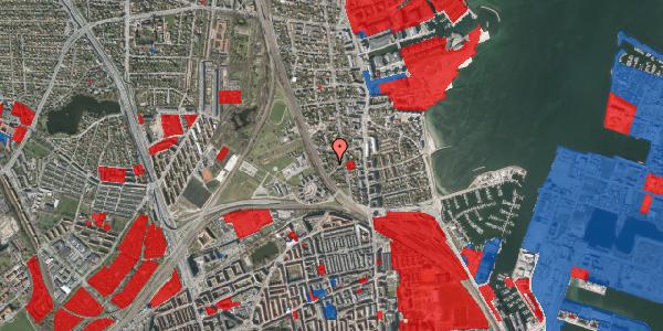 Jordforureningskort på Sølundsvej 8C, 2100 København Ø