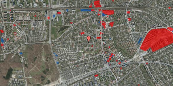 Jordforureningskort på Nørremarksvej 16, 2650 Hvidovre
