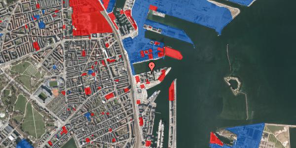 Jordforureningskort på Marmorvej 33, 2. th, 2100 København Ø