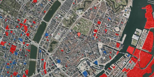 Jordforureningskort på Suhmsgade 2C, 4. tv, 1125 København K