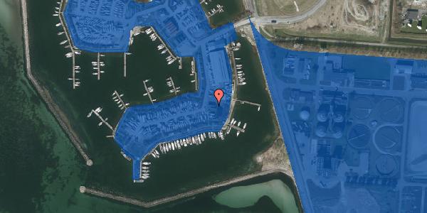 Jordforureningskort på Brøndby Havnevej 21, 2650 Hvidovre