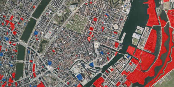 Jordforureningskort på Grønnegade 14, 3. , 1107 København K