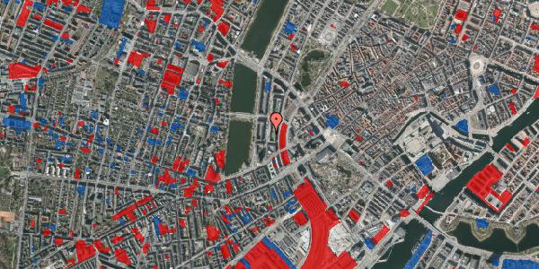 Jordforureningskort på Nyropsgade 41A, 1602 København V