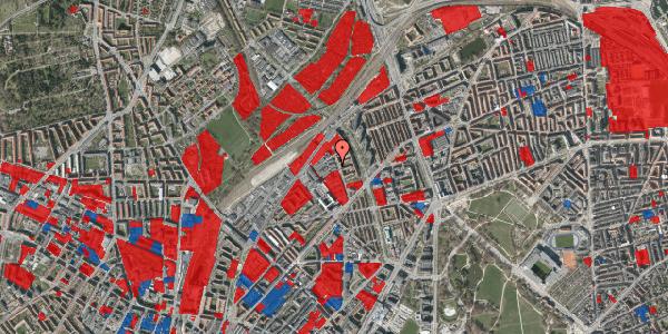 Jordforureningskort på Emblasgade 119, 1. th, 2100 København Ø