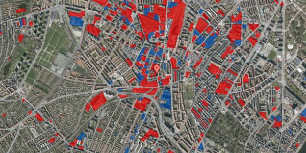Jordforureningskort på Glentevej 10, 2. 12, 2400 København NV