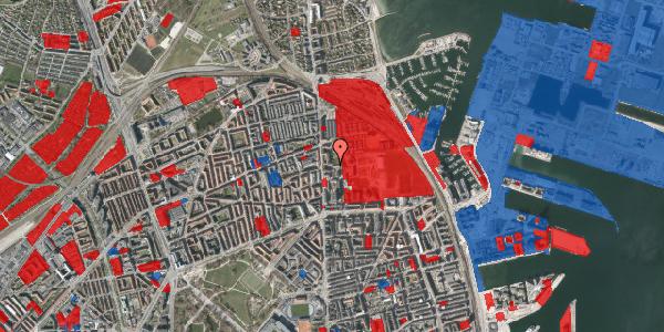 Jordforureningskort på Johan Svendsens Vej 10, 2100 København Ø