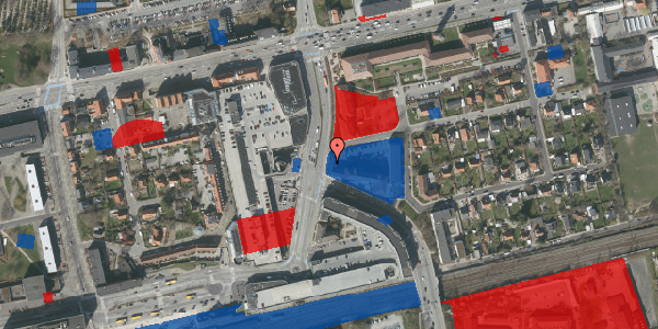 Jordforureningskort på Banegårdsvej 9, 1. , 2600 Glostrup