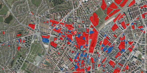 Jordforureningskort på Glasvej 31, 3. th, 2400 København NV