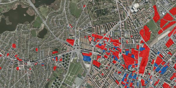 Jordforureningskort på Mesterstien 1B, 2400 København NV