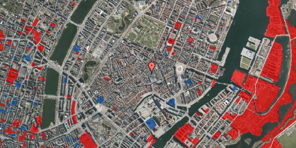 Jordforureningskort på Købmagergade 26, 1150 København K
