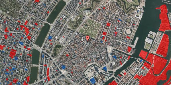 Jordforureningskort på Landemærket 8, 1119 København K