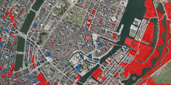 Jordforureningskort på Bremerholm 2, 1069 København K