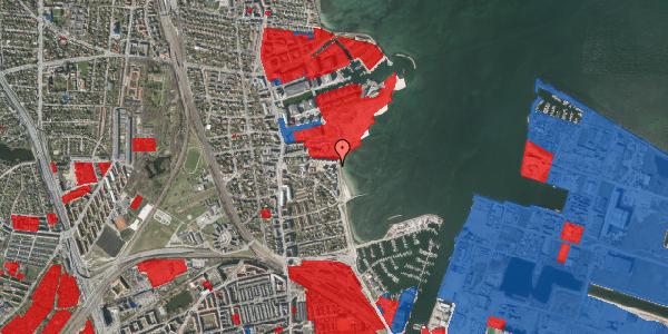 Jordforureningskort på Strandpromenaden 71, 2100 København Ø