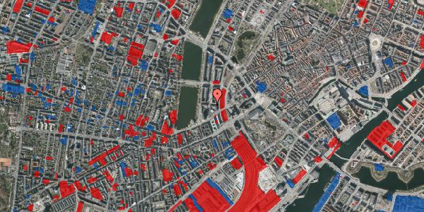 Jordforureningskort på Herholdtsgade 1, 1605 København V