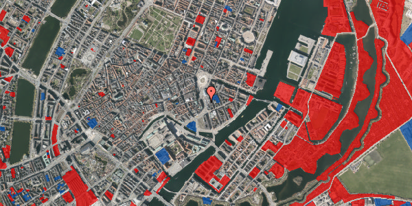 Jordforureningskort på Holmens Kanal 5, 1060 København K