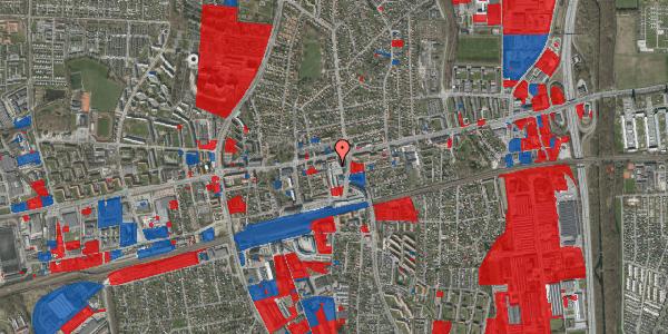 Jordforureningskort på Glostrup Shoppingcenter 56, st. , 2600 Glostrup