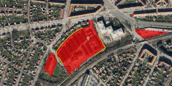 Jordforureningskort på Rabarbervej 10, 2400 København NV
