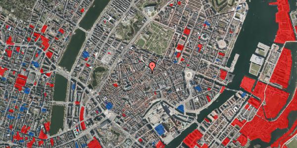 Jordforureningskort på Købmagergade 44, 1. , 1150 København K