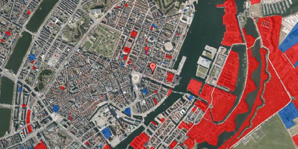 Jordforureningskort på Nyhavn 11B, 3. 2, 1051 København K
