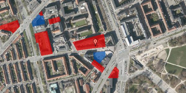 Jordforureningskort på Aldersrogade 6G, 2100 København Ø
