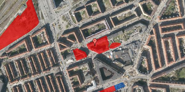 Jordforureningskort på Venøgade 2, 1. , 2100 København Ø