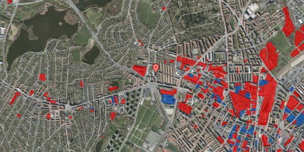 Jordforureningskort på Gemmet 12, 2400 København NV