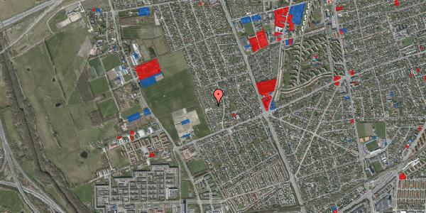 Jordforureningskort på Hf. Dahlia 28, 2650 Hvidovre